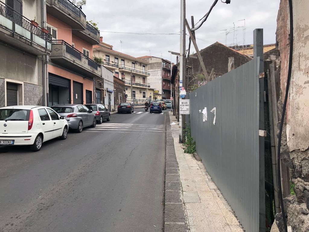 Terreno edificabile via Garibaldi