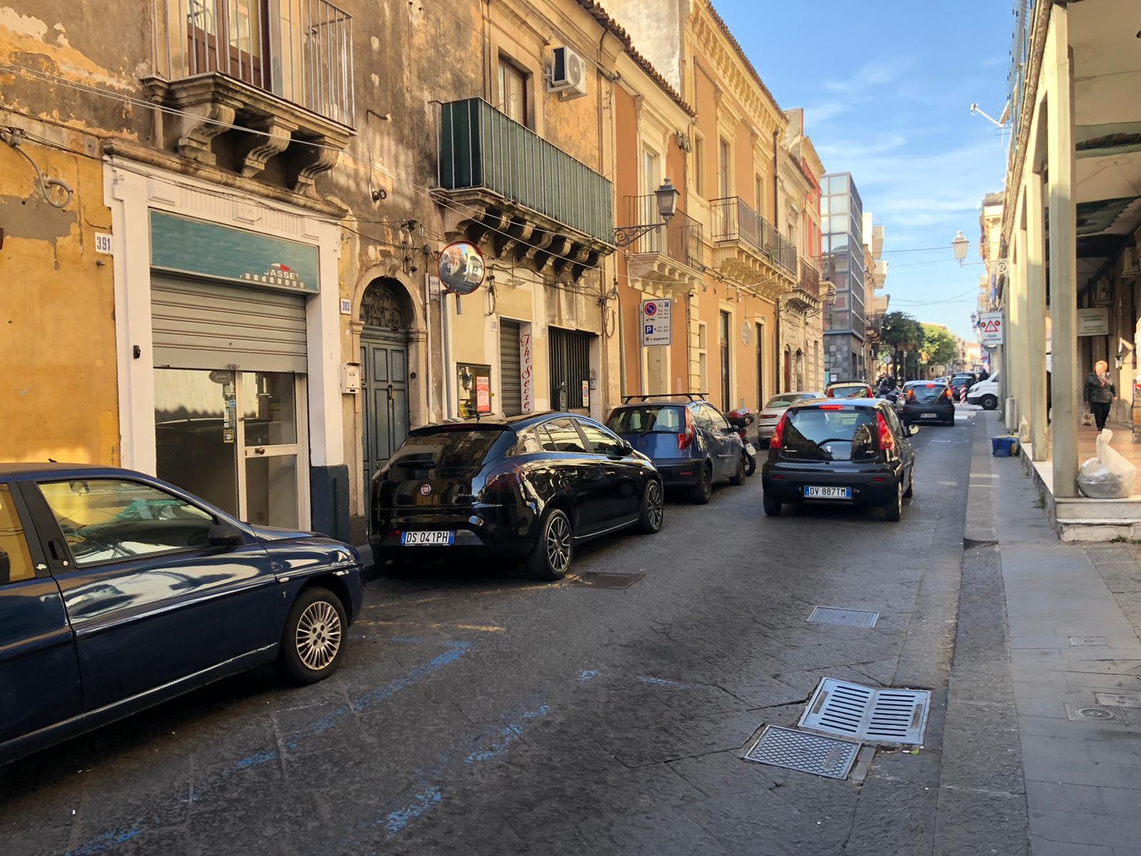 Bottega in zona centrale via Garibaldi