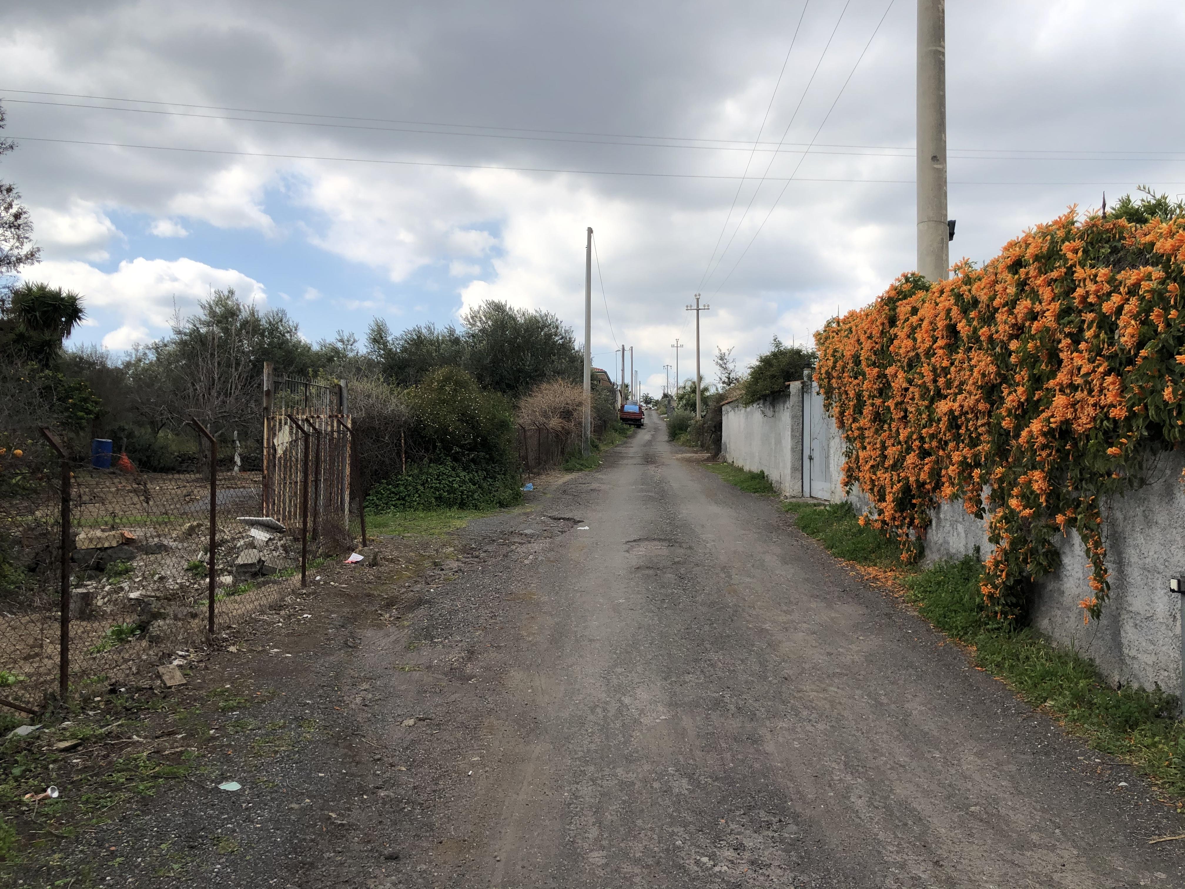 Terreno 2250 m² via San Nicola